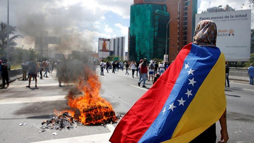 اتصالات ومفاوضات لتسوية الأزمة في فنزويلا