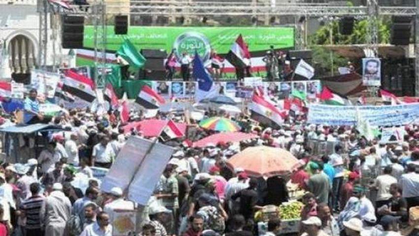 التحالف الوطني يدعو إلى مليونية دعم شرعية مرسي الإثنين المقبل