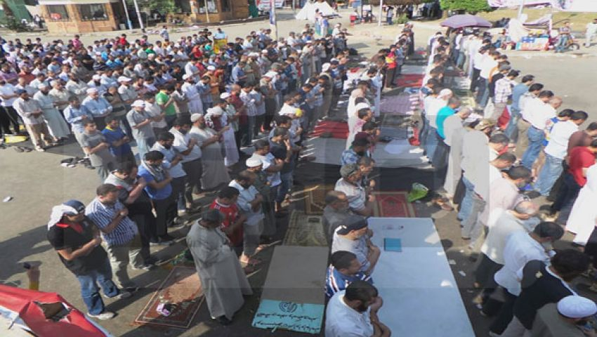 منصة رابعة تعلن بدء صلاة الغائب على ضحايا الحرس الجمهوري