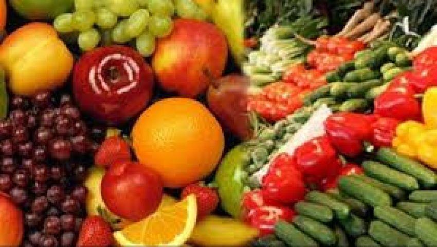 فيديو| تعرف على أسعار الخضار والفاكهة.. الطماطم بـ6جنيهات