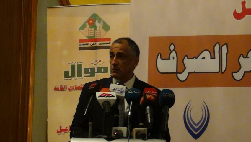 طارق عامر: السياسة النقدية كانت خاطئة ومصر لم تكن جاهزة للتنافسية