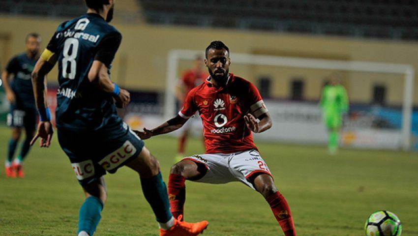 فى مباراة الفرص الضائعة.. الأهلى يهزم إنبى ويتصدر الدوري