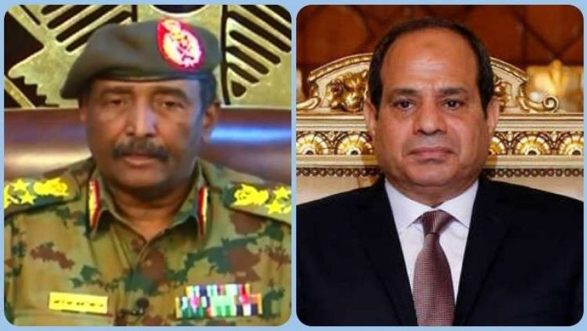 جهود مصرية لتعزيز المواقف الإقليمية من شرعية «انتقالي السودان»