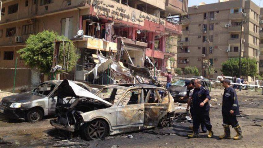 مفاجأة.. قنبلة وزير الداخلية تم تجهيزها في مدينة نصر