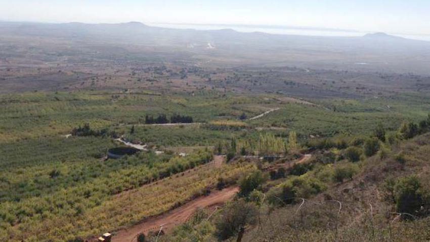 إسرائيل تسقط طائرة سورية فوق الجولان