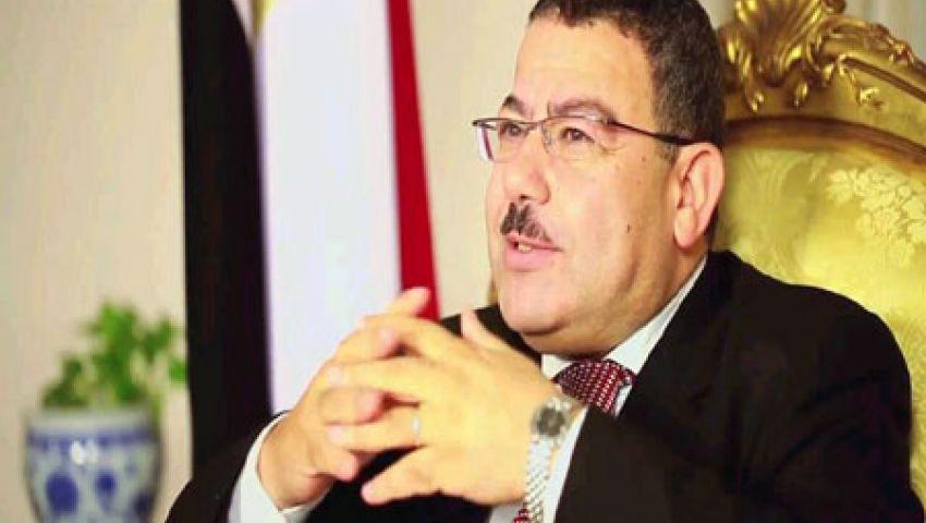 عبد الفتاح: النظام الحالي يمارس الإرهاب وليس الاخوان