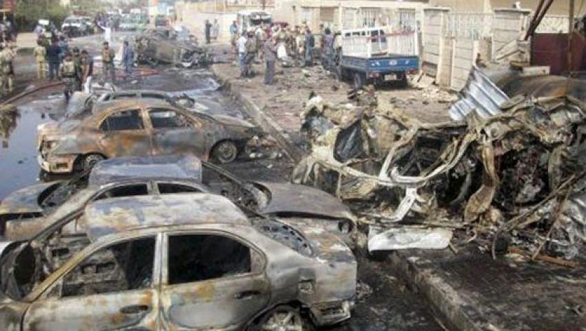 مقتل أربعة أشخاص في تفجيرات هزّت بغداد.. اليوم