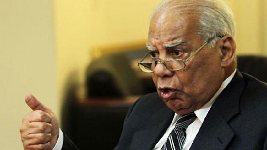 الببلاوي: مستعدون لتعديل قانون التظاهر