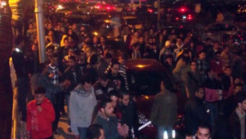 شباب اليسار بالإسكندرية تطالب بالقصاص لقتيلات المنصورة