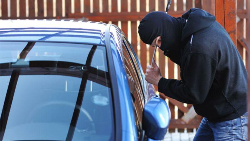 القبض على عاطل سرق سيارة بالإكراه في المعادي