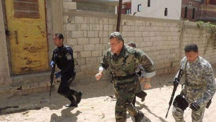 أمن شمال سيناء: إجراءات رادعة ضد من يتستر على الإرهابيين