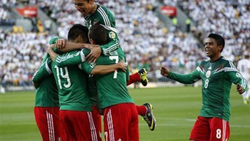 المكسيك في المونديال