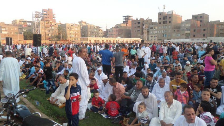تخصيص 34 ساحة ومسجدًا لصلاة عيد الفطر في شمال سيناء