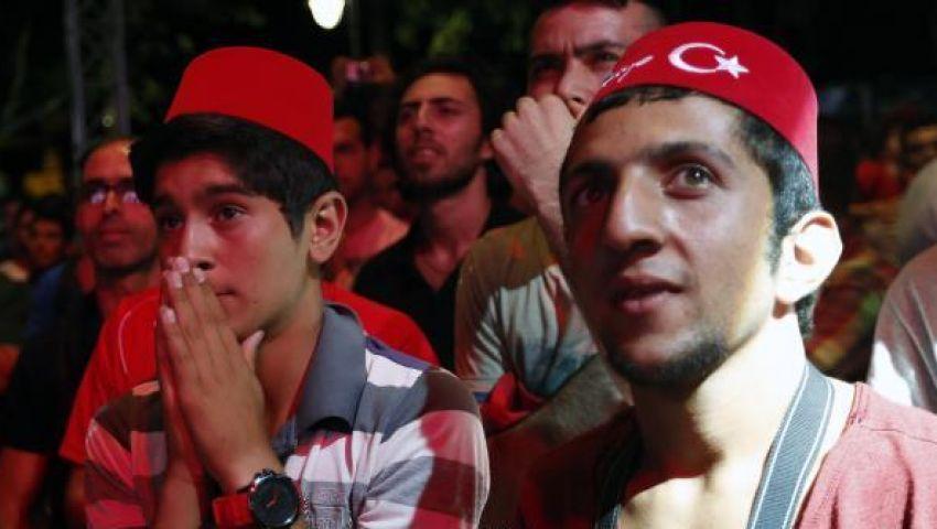 صدمة في تركيا بعد ضياع أولمبياد 2020
