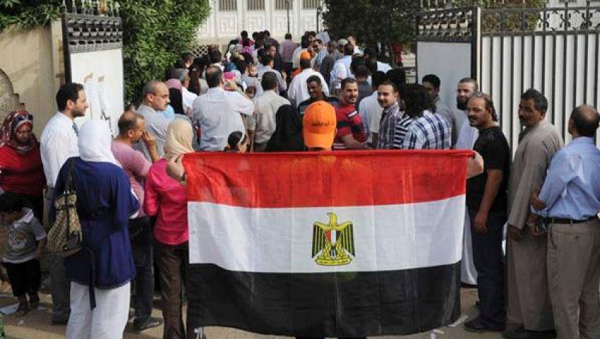 التحقيق مع 15 مصريًا شاركوا في تظاهرات بالكويت