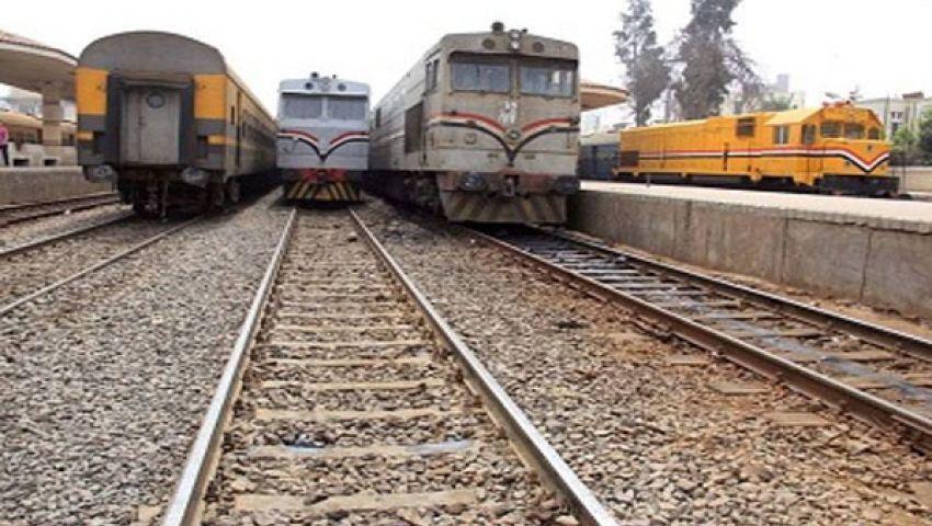 7 قطارات تنطلق من القاهرة للصعيد