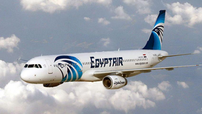 مصر للطيران تفقد 160 مليون دولار في 2012
