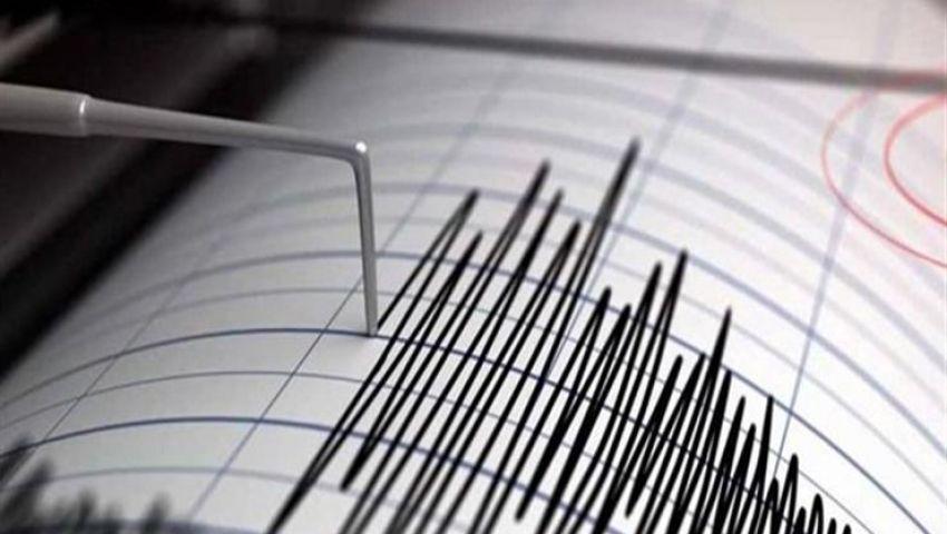 زلزال  بقوة 4 ريختر في العريش