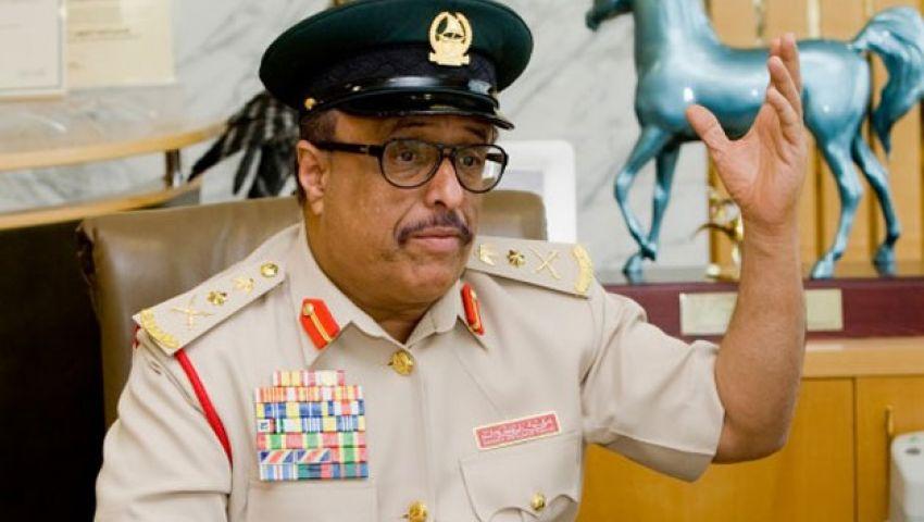 ضاحي خلفان يطالب بضم قطر للإمارات
