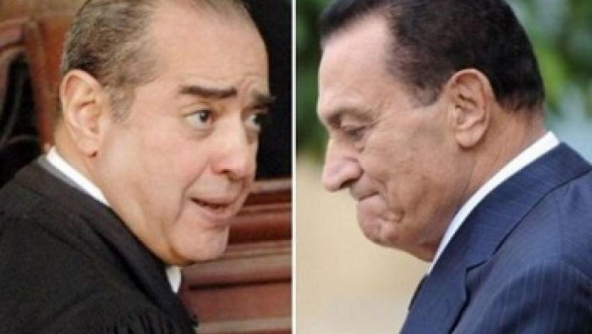 الديب: طنطاوى رفض لقب المخلوع على مبارك