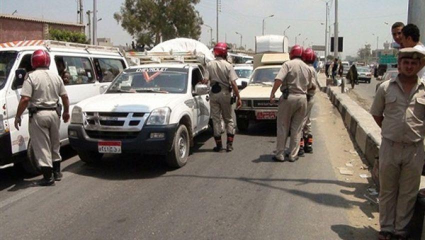 ضبط 23 هاربًا من تنفيذ أحكام بشمال سيناء