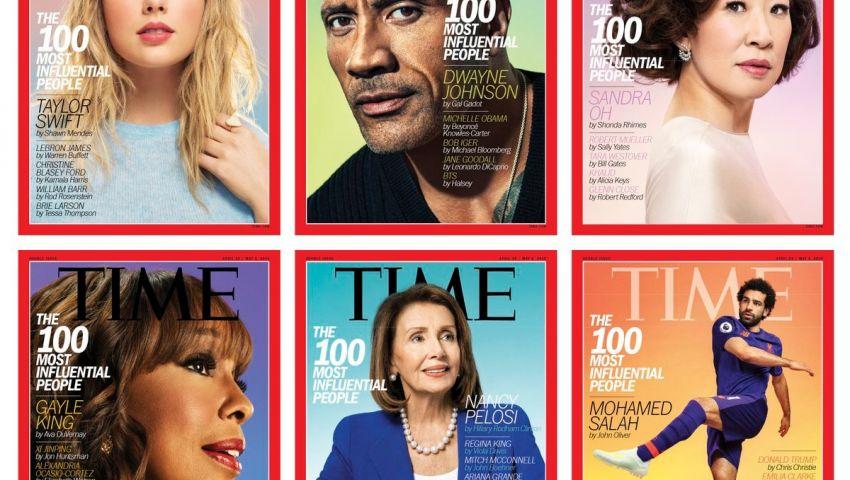 بينهم 5 عرب.. «تايم» تكشف عن أكثر 100 شخصية مؤثرة في العالم
