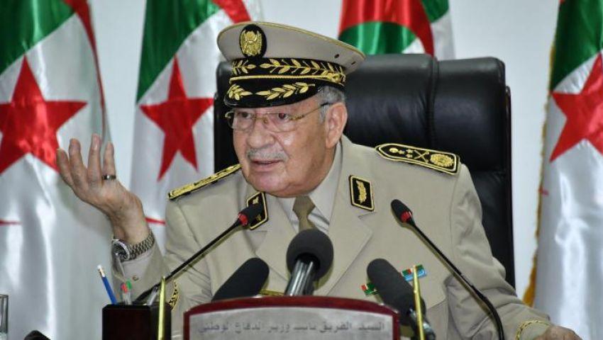 الجزائر.. قايد صالح يؤكد إجراء الانتخابات الرئاسية في موعدها