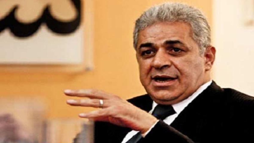 صباحى  : الشعب اصدر حكمه بخروج مبارك