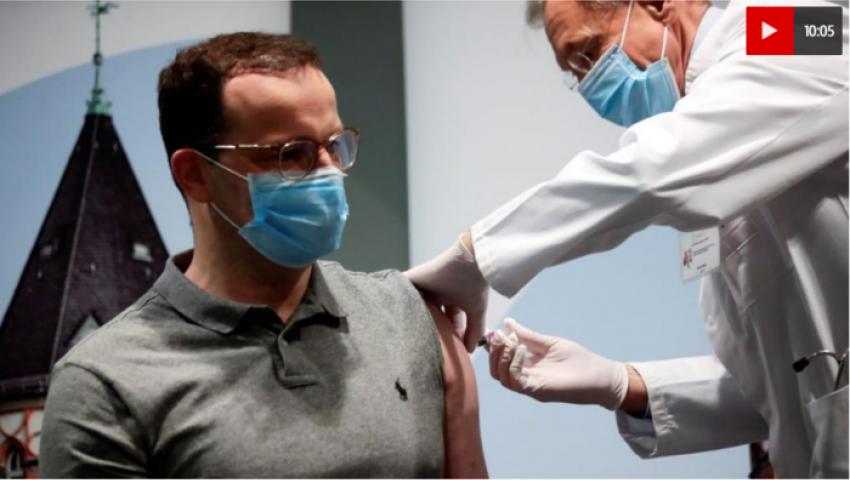 كورونا يطارد ساسة ألمانيا.. وزير الصحة في الحجر الصحي
