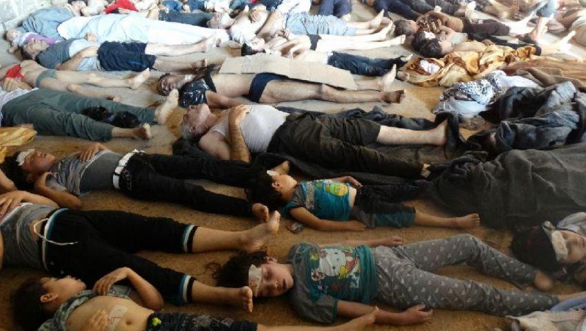 اجتماع مرتقب لمجلس الأمن لبحث الهجوم الكيميائي في سوريا