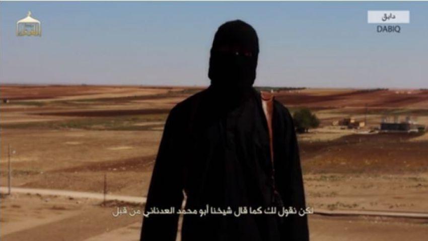 داعش يتوعد التحالف بموقعة دابق