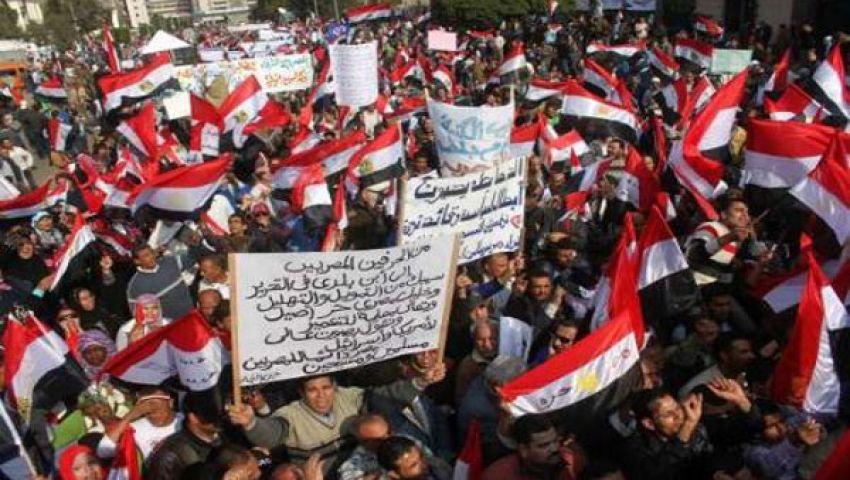 خط سير مظاهرات معارضي مرسي بالشرقية