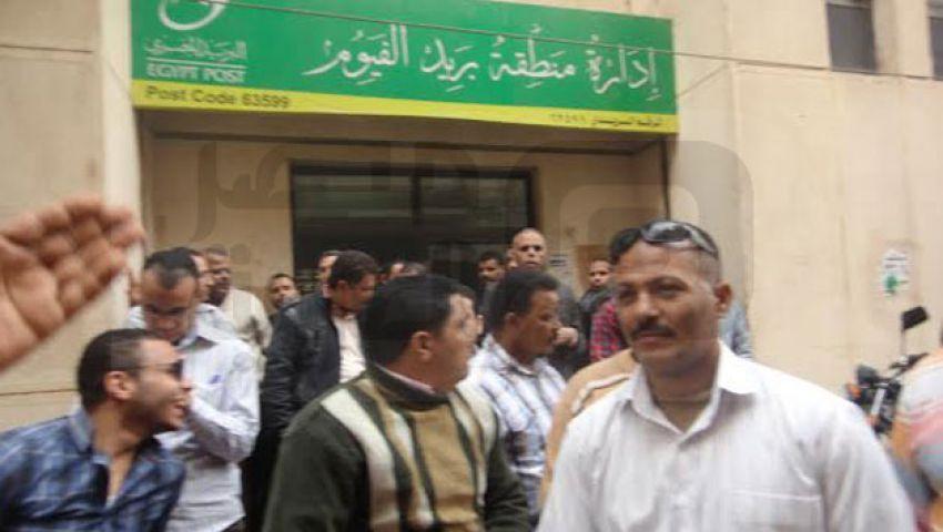 بالفيديو .. استئناف إضراب البريد بعد فشل المفاوضات مع الوزير