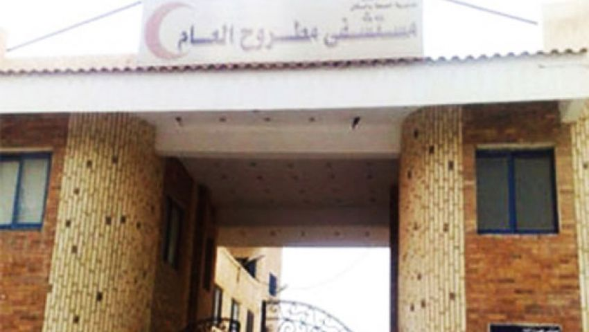 أقارب متوفٍ يعتدون على أطباء مستشفى براني