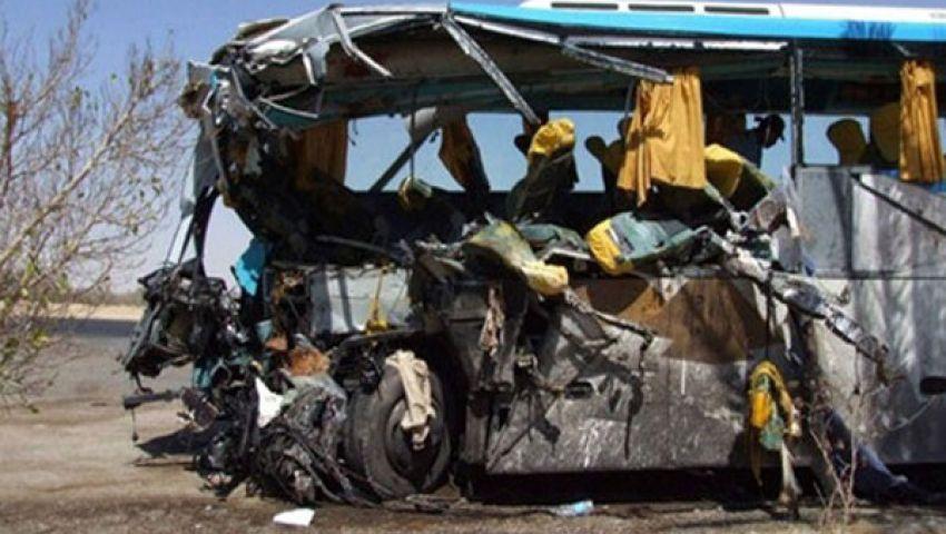 استهداف حافلة تقل 20 أردنيًا بسوريا