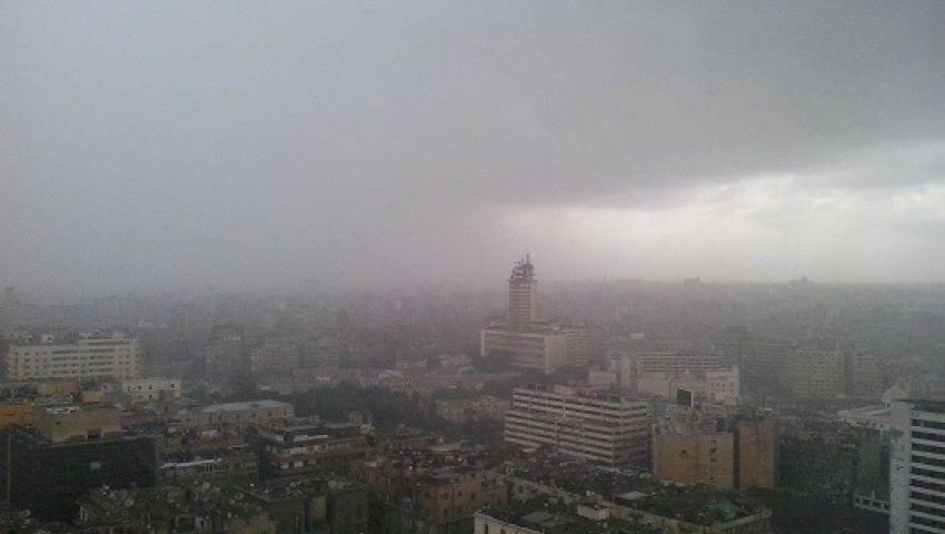 أخبار الطقس ودرجات الحرارة غدا الأربعاء في مصر