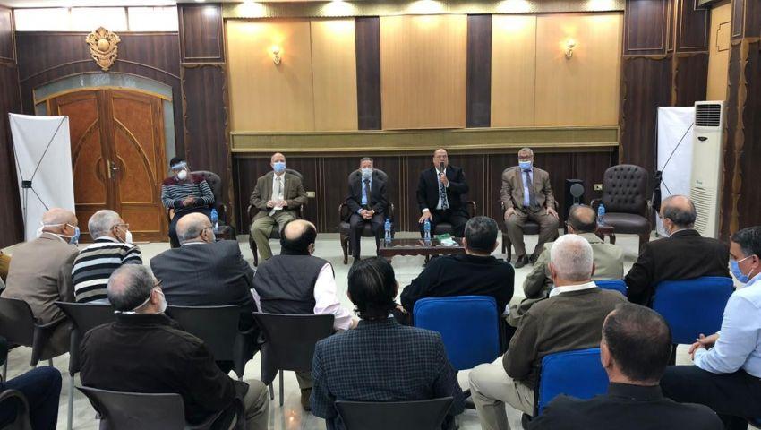 4 قرارات لعمومية أطباء بورسعيد حول أزمة التصالح على العيادات