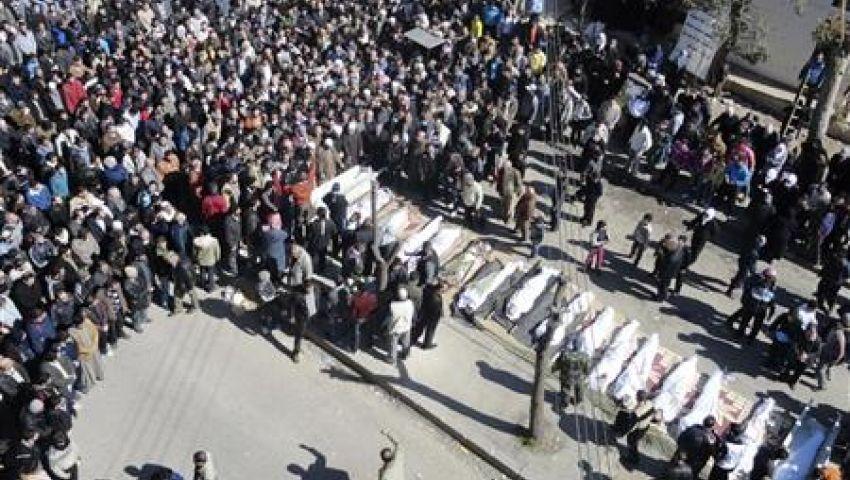 الشبكة السورية: 138 ألف قتيل منذ بدء الثورة في البلاد