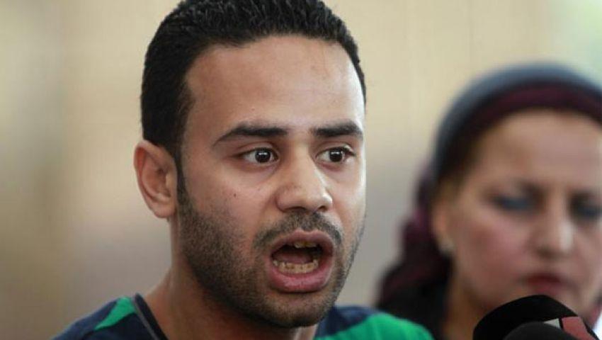 أمن القليوبية يعثر على سيارة محمود بدر