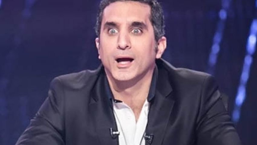 باسم يوسف ساخرًا: صفط اللبن مالهاش قيمة وياريت نخلص منها