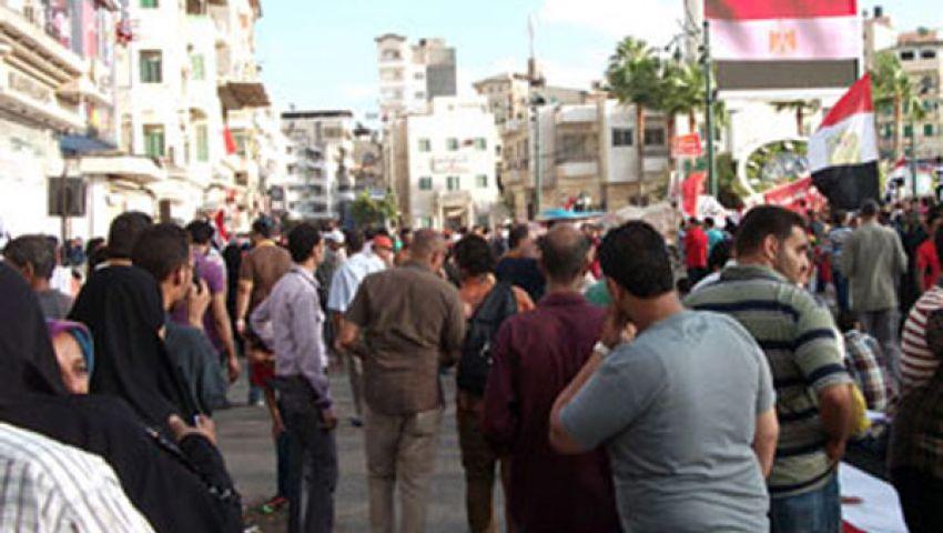اقتحام مجلس مدينة شبين الكوم وطرد رئيس المدينة الإخواني