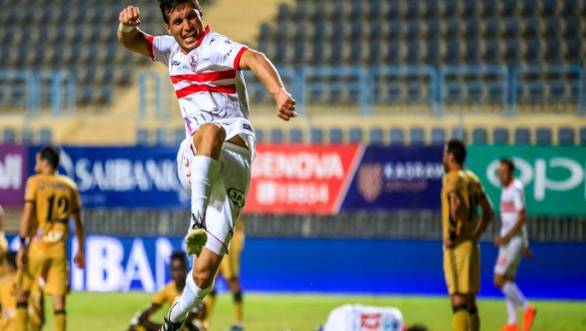 فيديو.. هل يتوج طارق حامد بجائزة أفضل لاعب في أفريقيا؟