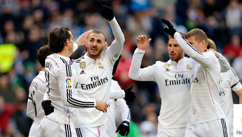 فيديو.. ريال مدريد يثأر من سوسيداد في غياب رونالدو