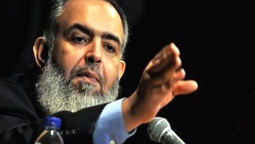 مستشار أبوإسماعيل: الشيخ حازم يعاقب على رفضه للانقلاب