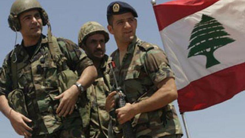 لبنان يوقف إقامة ساتر ترابي على الحدود مع سوريا
