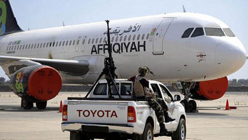 قوات فجر ليبيا تعلن سيطرتها على مطار طرابلس