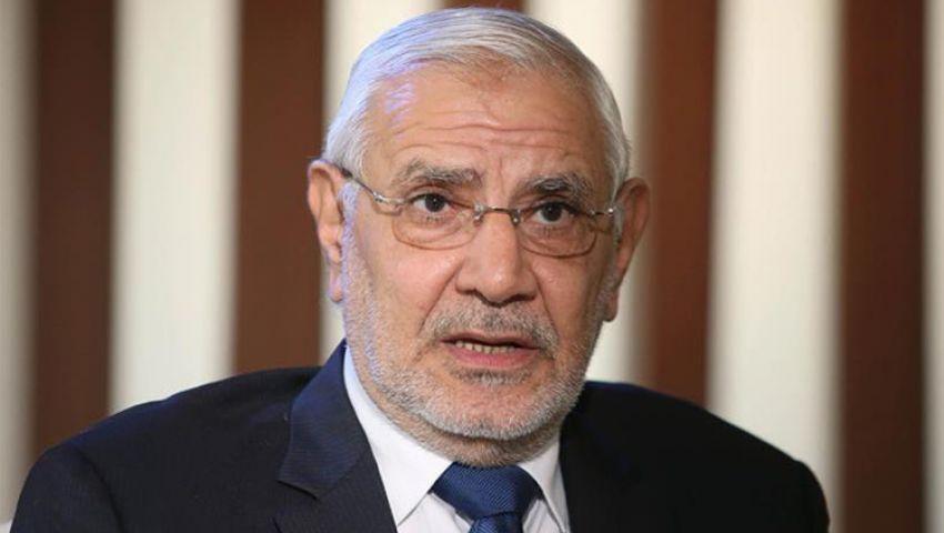 تفاصيل مد الحكم في طعن «أبوالفتوح» على وضعه بقوائم الإرهاب لـ19 ديسمبر