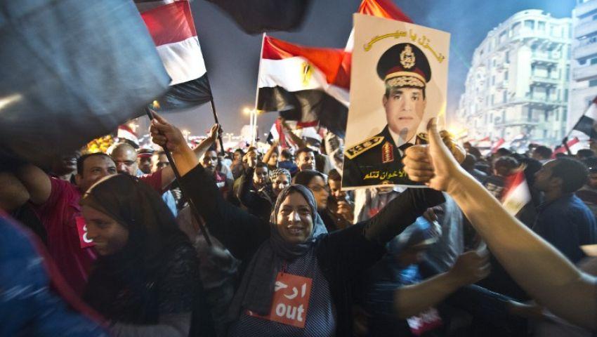 ملاحقة الإخوان والطوارئ..أبرز سيناريوهات ما بعد تفويض السيسي