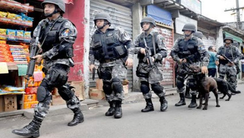 البرازيل تنشر قوات الجيش في 5 مدن لاحتواء تظاهرات