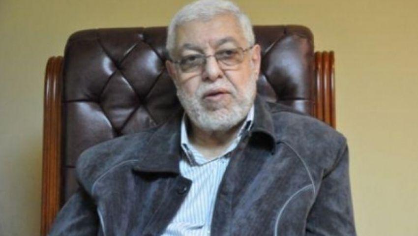 محمود حسين: محمود عزت مرشد الإخوان الحالي وفقا للائحة